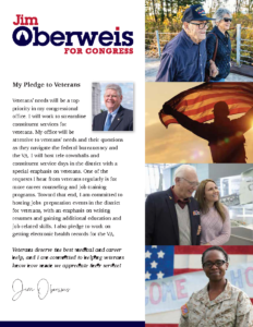 veterans day pledge