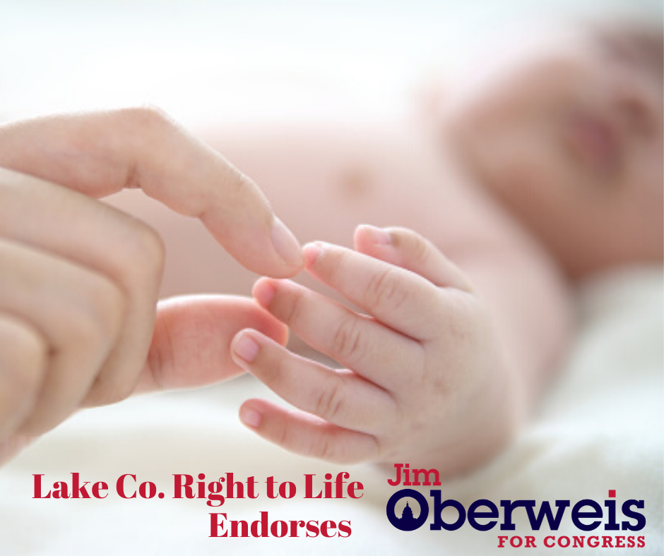 Lake Co. Right to Life Endorses